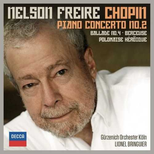 Freire, Bringuier: Chopin - Piano Concerto no.2 (24/96 FLAC)
