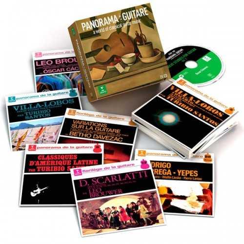 Panorama De La Guitare (25 CD FLAC)