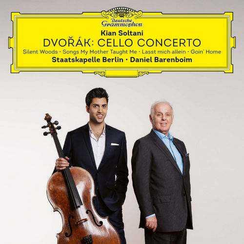 Soltani, Barenboim: Dvořák - Cello Concerto (24/96 FLAC)
