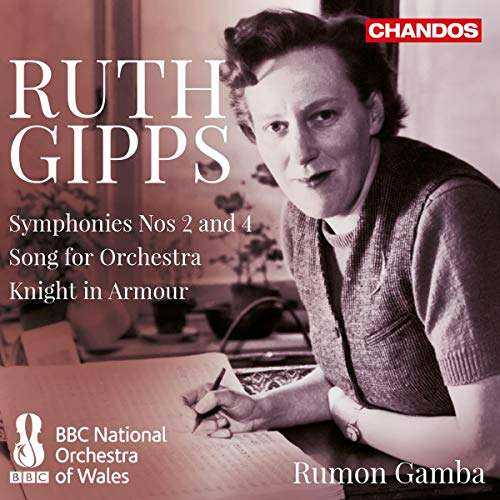 Gamba: Gipps - Orchestral Works (24/96 FLAC)