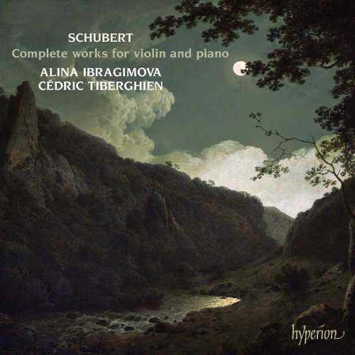 Ibragimova, Tiberghien: Schubert - Complete Works for Violin and Piano (24/96 FLAC)