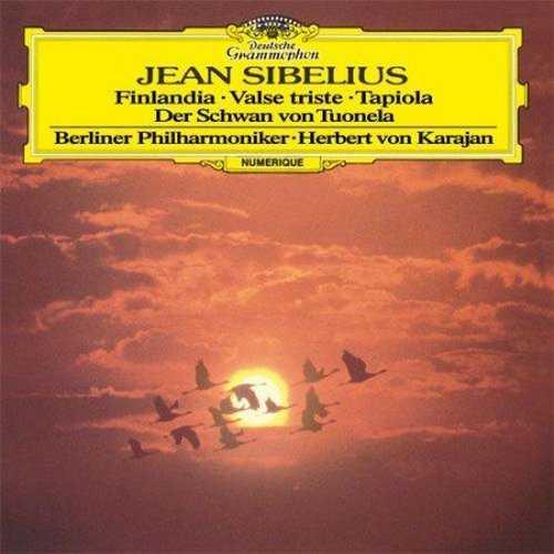 Karajan: Sibelius - Finlandia, Valse Triste, Tapiola, The Swan Of Tuonela (SACD)