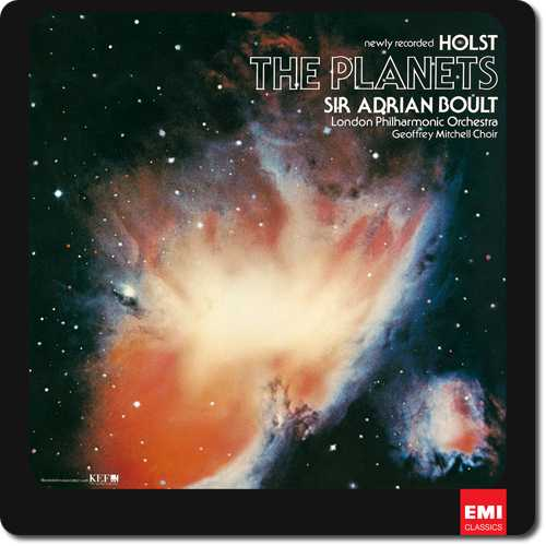 Boult: Holst - The Planets (24/96 FLAC)