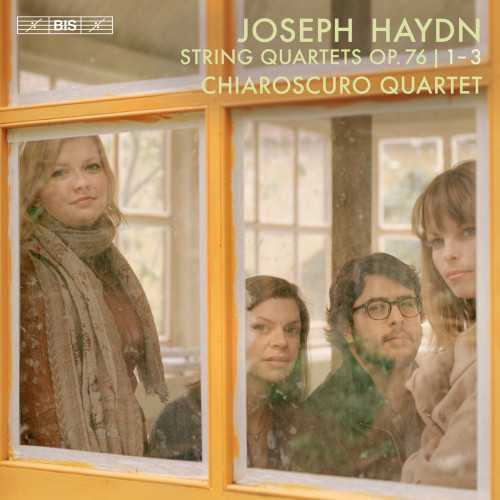 Chiaroscuro Quartet: Haydn – String Quartets op.76 (SACD)