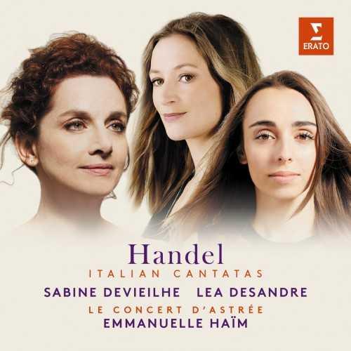 George Friderich Handel - Italian Cantatas (24/96 FLAC)