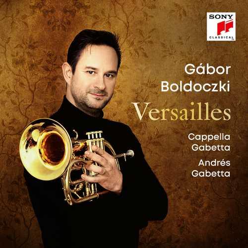 Gabor Boldoczki - Versailles (24/96 FLAC)