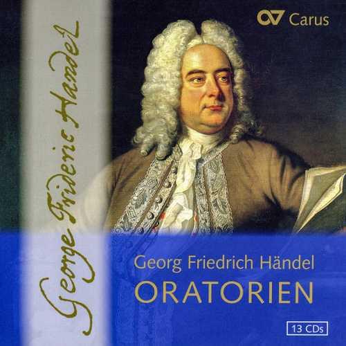 Georg Friederich Händel - Oratorien (FLAC)
