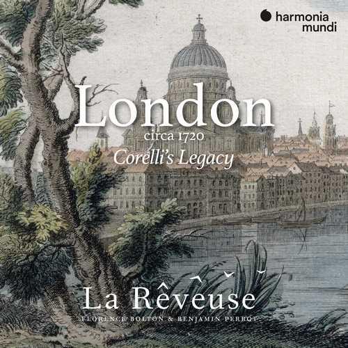 London Circa 1720: Corelli's Legacy (24/96 FLAC)