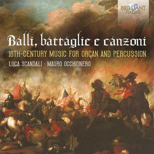 Scandali, Occhionero - Balli, battaglie e canzoni (24/96 FLAC)