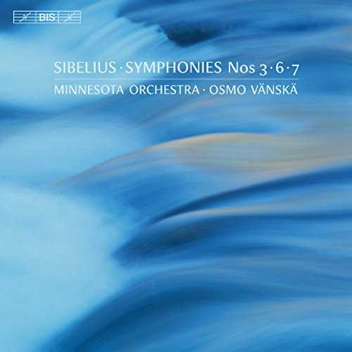 Vanska: Sibelius - Symphonies 3, 6, 7 (24/96 FLAC)