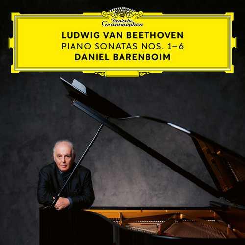 Barenboim: Beethoven - Piano Sonatas no. 1-6 (24/96 FLAC)