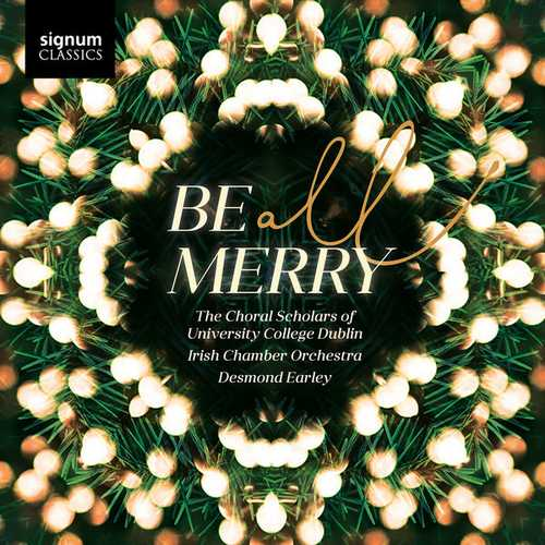 Desmond Earley - Be All Merry (24/96 FLAC)