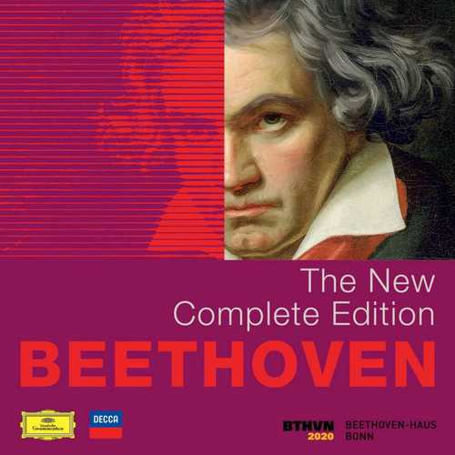 BTHVN 2020: Ludwig van Beethoven - The New Complete Edition (FLAC)