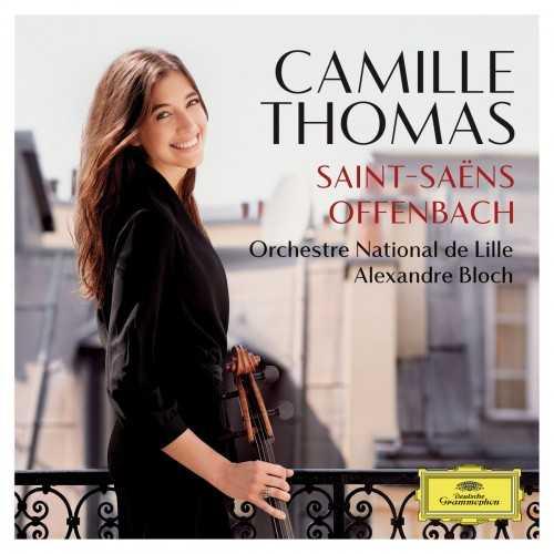 Camille Thomas - Saint-Saëns, Offenbach (24/96 FLAC)