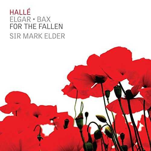Elder: Elgar, Bax - For the Fallen (24/44 FLAC)