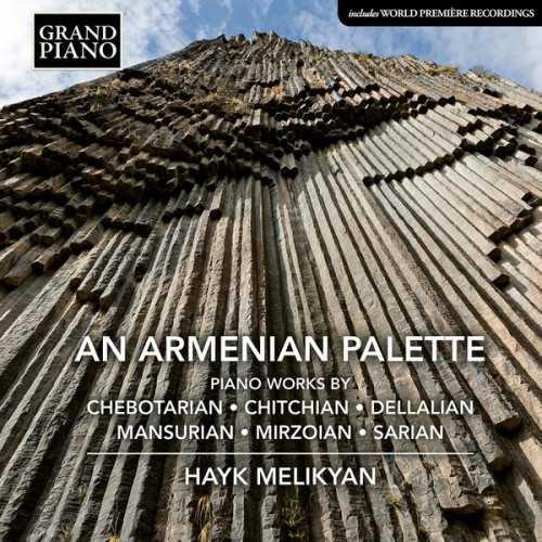Hayk Melikyan - An Armenian Palette (24/96 FLAC)
