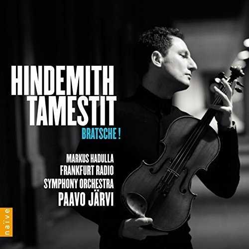 Jarvi: Hindemith, Tamestit - Bratsche! (24/44 FLAC)