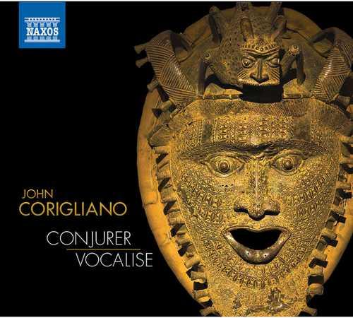 John Corigliano - Conjurer & Vocalise (24/96 FLAC)