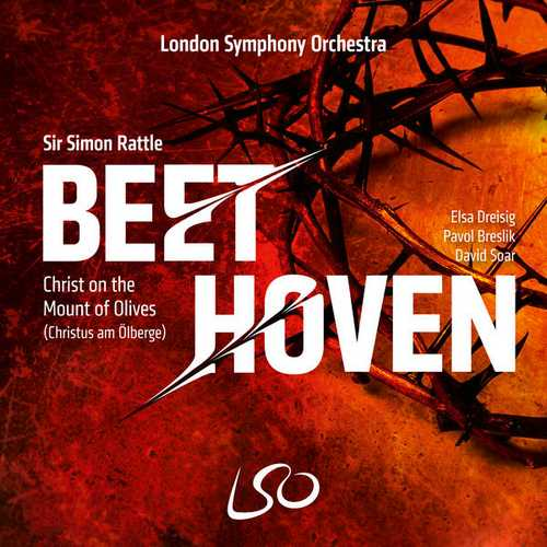 Rattle: Beethoven - Christ On the Mount of Olives (24/96 FLAC)