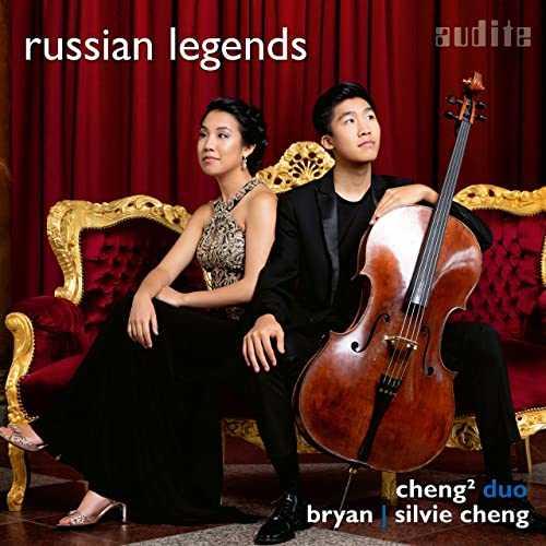 Cheng² Duo - Russian Legends (24/96 FLAC)