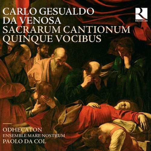 Paolo Da Col - Sacrarum Cantionum. Quinque Vocibus (24/48 FLAC)