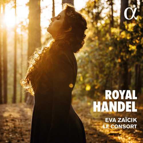 Eva Zaïcik & Le Consort - Royal Handel (24/96 FLAC)