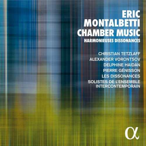 Eric Montalbetti - Chamber Music (24/44 FLAC)
