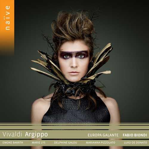 The Vivaldi Edition: Argippo (24/88 FLAC)