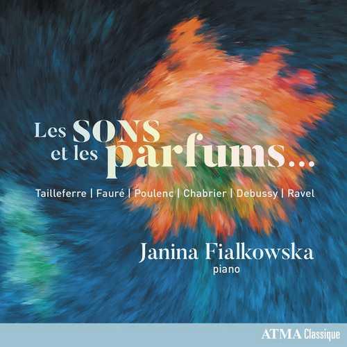 Janina Fialkowska - Les sons et les parfums... (24/44 FLAC)