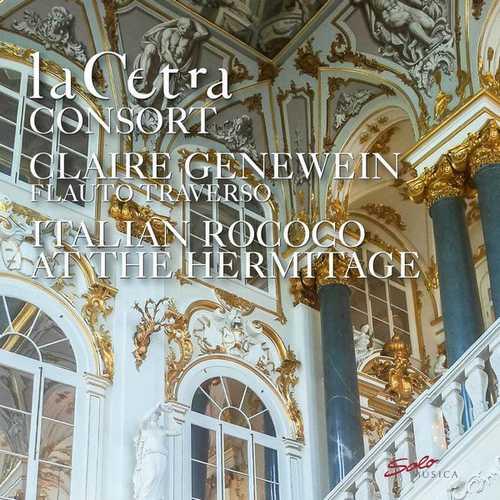 Claire Genewein - Italian Rococo at the Hermitage (24/96 FLAC)