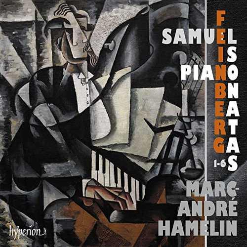 Hamelin: Feinberg - Piano Sonatas no.1-6 (24/96 FLAC)