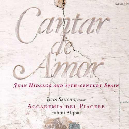 Juan Sancho, Fahmi Alqhai: Cantar de Amor (24/96 FLAC)