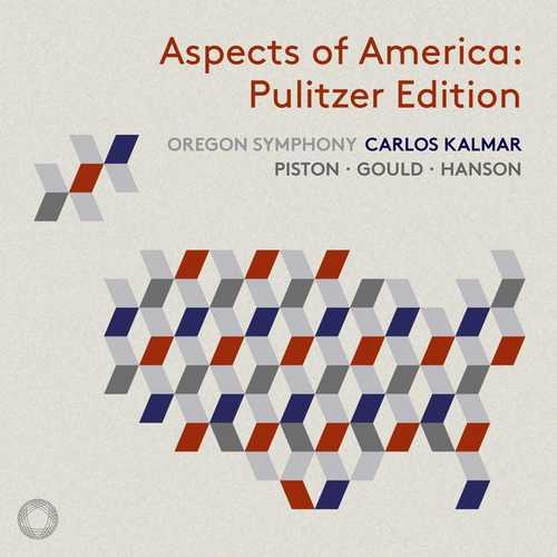 Aspects of America: Pulitzer Edition (24/96 FLAC)
