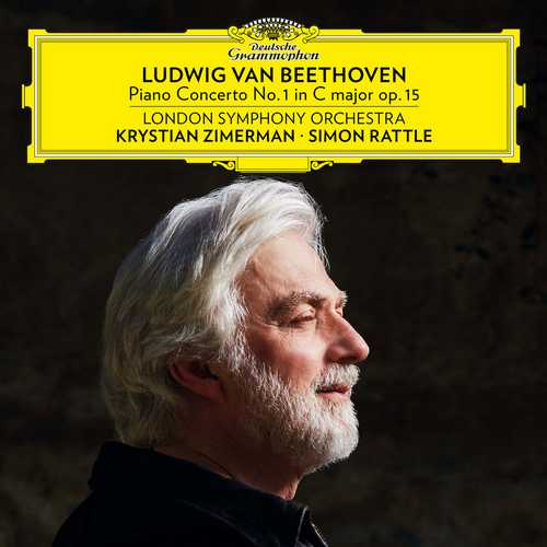 Zimerman, Rattle: Beethoven - Piano Concerto no.1 in C Major op.15 (24/96 FLAC)