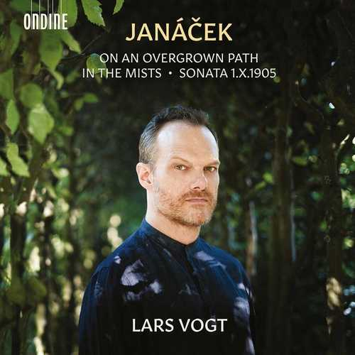 Lars Vogt: Janacek - On An Overgrown Path, In the Mists, Piano Sonata 1.X.1905 (24/48 FLAC)