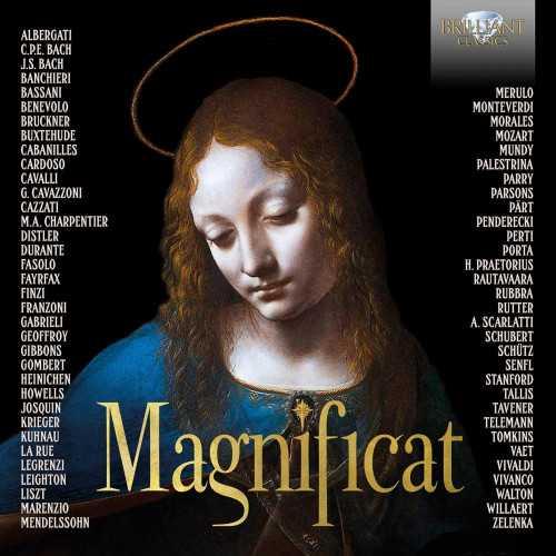 Magnificat (14 CD box set FLAC)