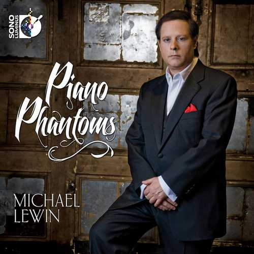 Michael Lewin - Piano Phantoms (24/96 FLAC)