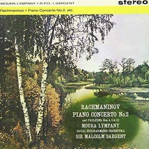 Moura Lympany: Rachmaninov - Piano Concerto no.2, Prokofiev - Piano Concerto no.3 (SACD)