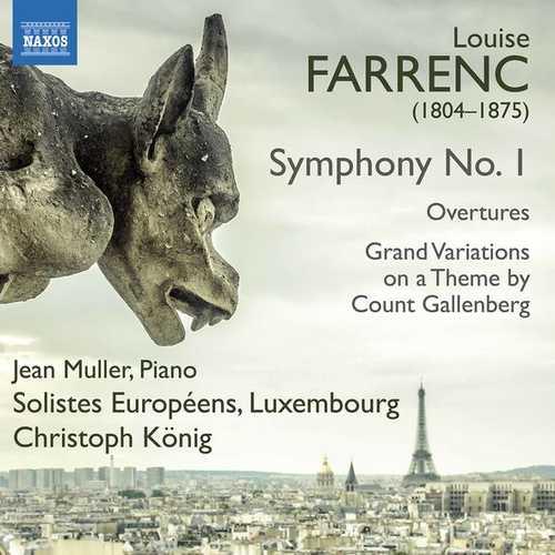 Muller, Konig: Farrenc - Orchestral Works (24/96 FLAC)