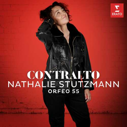 Nathalie Stutzmann - Contralto (24/96 FLAC)