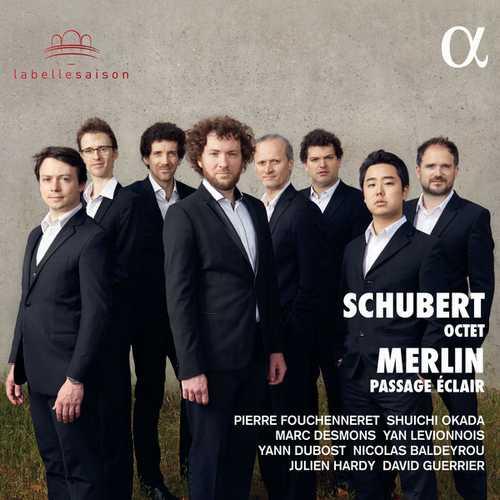 Schubert - Octet, Merlin - Passage éclair (24/176 FLAC)