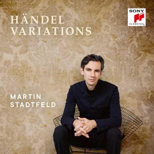Martin Stadtfeld - Händel Variations (24/48 FLAC)