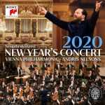 Andris Nelsons, Wiener Philharmoniker: New Year's Concert 2020 (24/96 FLAC)