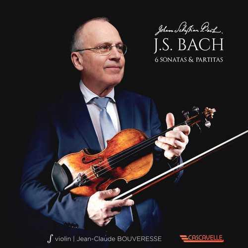Bouveresse: Bach - 6 Sonatas & Partitas (24/44 FLAC)