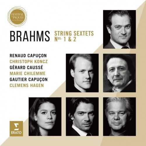 Capuçon: Brahms - String Sextets no.1 & 2 (24/96 FLAC)