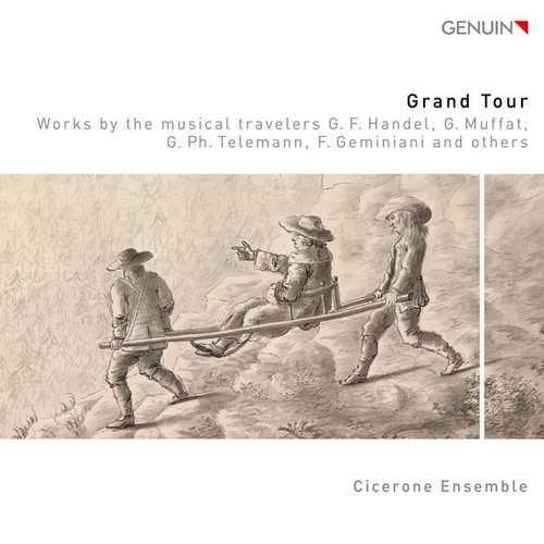 Cicerone Ensemble - Grand Tour (24/96 FLAC)
