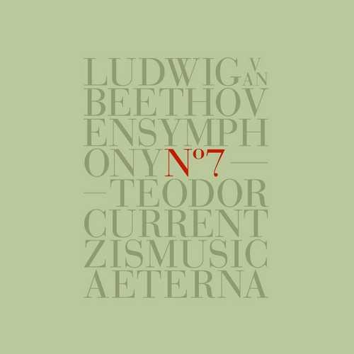 Currentzis: Beethoven - Symphony no.7 (24/96 FLAC)