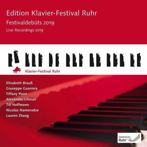 Klavier-Festival Ruhr. Festival Debuts 2019 (24/96 FLAC)