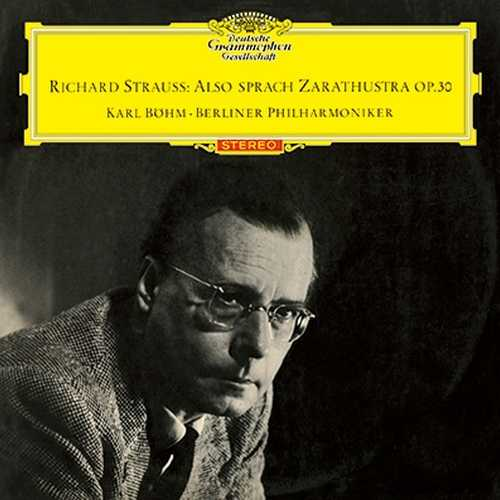 Hetzel, Böhm: Strauss - Also sprach Zarathustra (SACD)