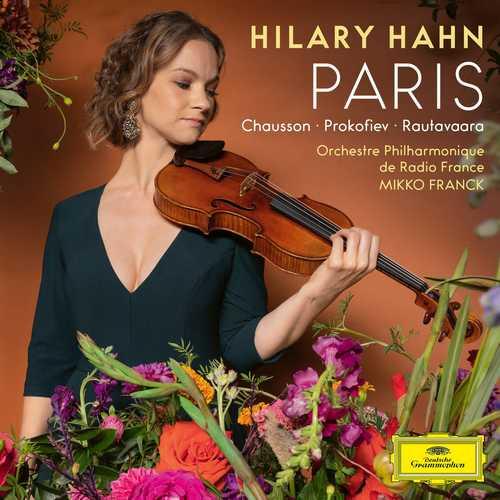 Hilary Hahn - Paris (24/48 FLAC)
